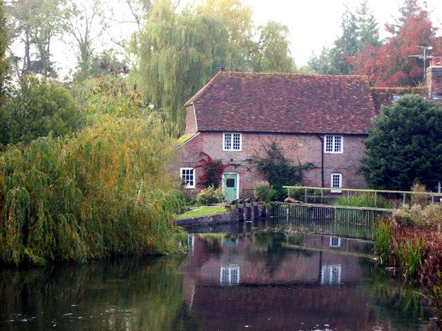Fullerton - The Mill