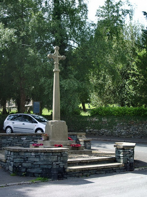 War Memorial, Staveley-in-Westmorland