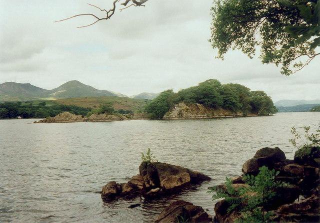 "Peel Island (""Wild Cat Island"")"