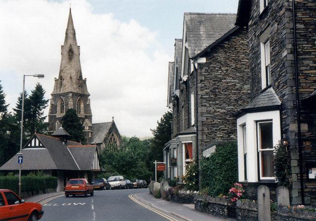 St Mary, Ambleside