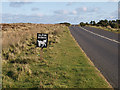NZ7813 : Cute sign by the B1266 by Stephen McCulloch