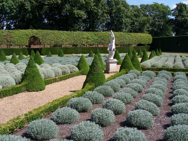 Formal Garden at Ham House