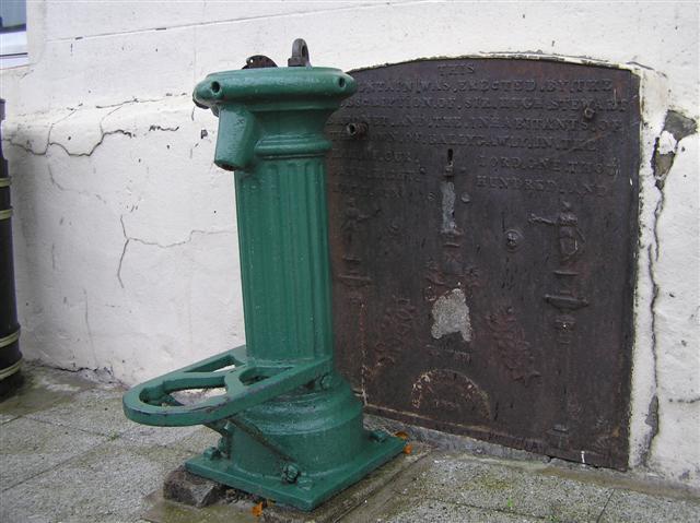 Water Pump and Fountain, Ballygawley
