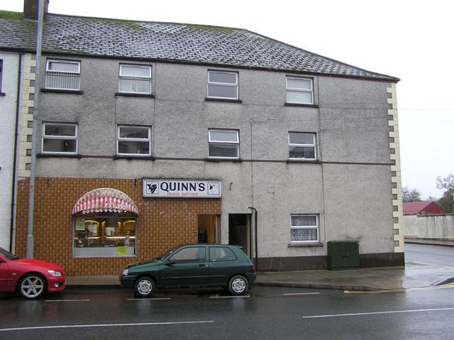 Quinn's Family Butcher, Ballygawley
