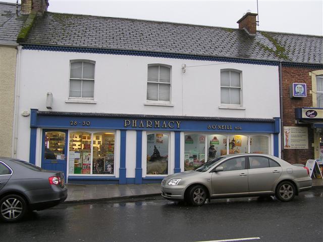 Pharmacy, Ballygawley