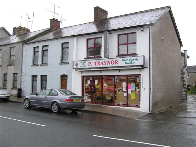 P Traynor, Ballygawley