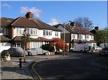 TQ1979 : 29 & 31 Gunnersbury Crescent, Acton, London W3 by Janusz Lukasiak