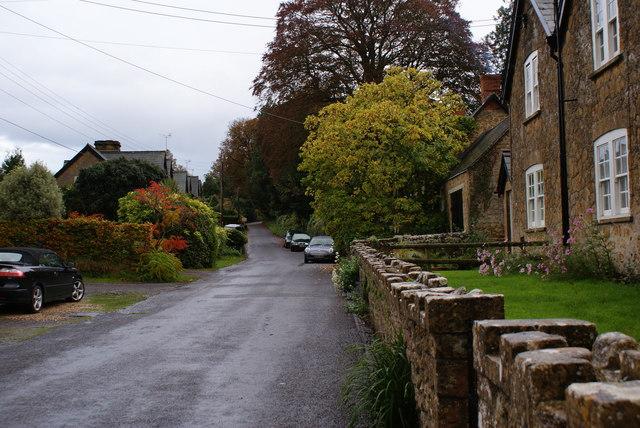 Whitelackington Village Street