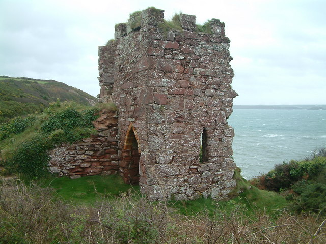 Victorian Folly at Watch House Point