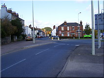 TM3877 : A144 London Road, Halesworth by Adrian Cable