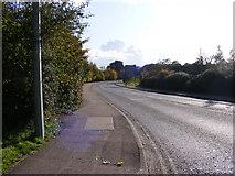 TM3877 : A144 Saxon Way, Halesworth by Adrian Cable