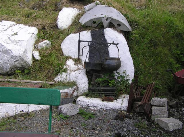 Barbecue, Irish style