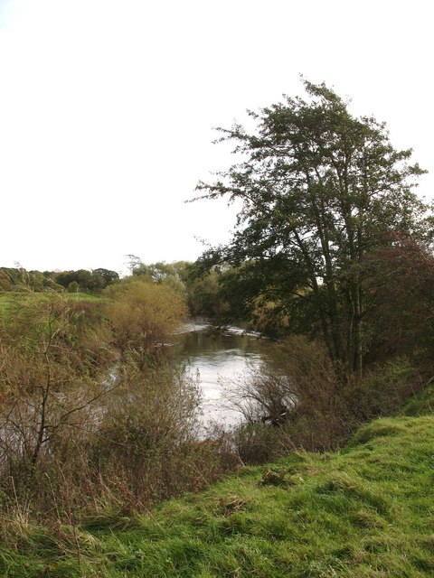 The Swale below Helperby