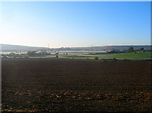 TQ1913 : Looking Down Into the Adur Valley by Simon Carey