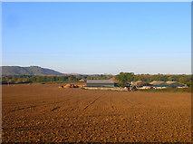 TQ1813 : Huddlestone Farm by Simon Carey