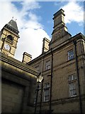 SE3320 : Wakefield Town Hall by Mike Kirby