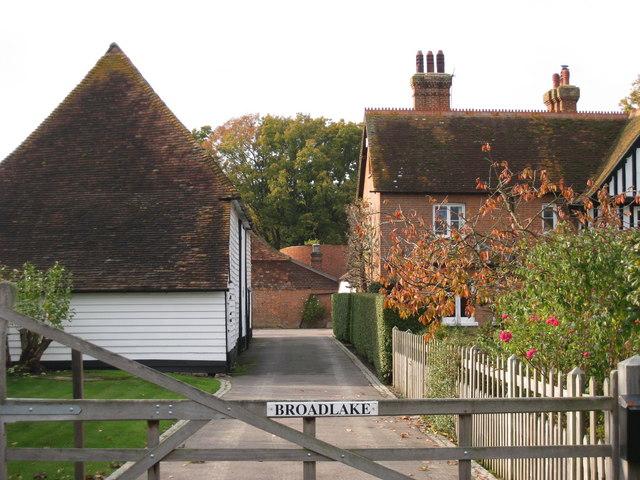 Oast House at Broadlake, Mill Lane, Frittenden, Kent