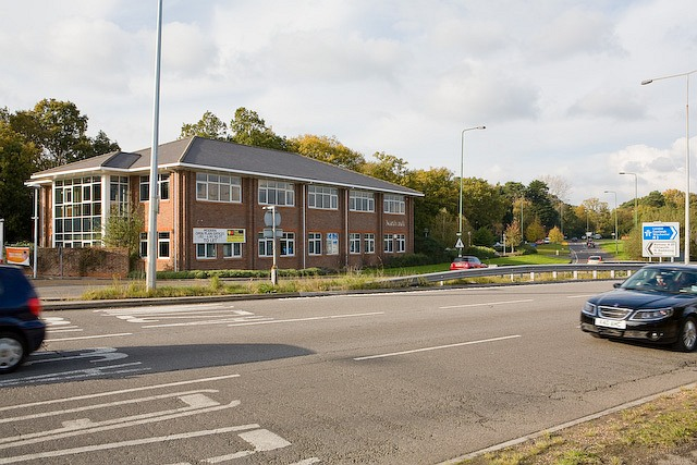Northcroft office block, Chilworth Road
