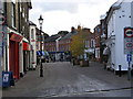 TM3877 : Bridge Street, Halesworth by Adrian Cable