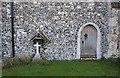 TM2095 : St Mary's Church, Tasburgh, Norfolk by John Salmon