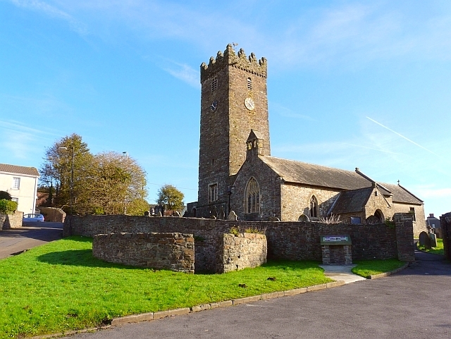 St. Illtyd's Church, Pembrey