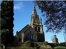 SJ9054 : St. Anne, Brown Edge by Geoff Pick