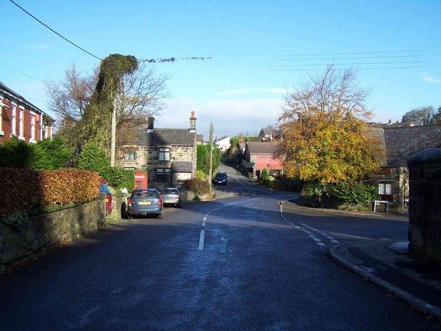 Church Lane, Brown Edge