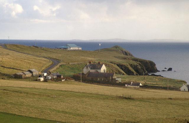 Leagarth, Houbie, Fetlar