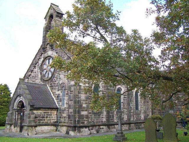 Christ Church, Biddulph Moor