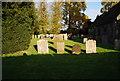 TQ5243 : The churchyard of St John the Baptist church, Penshurst by N Chadwick