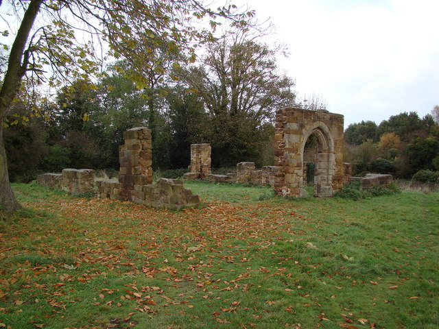 Alvecote Priory