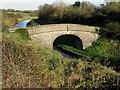 N4751 : Canal Bridge by kevin higgins