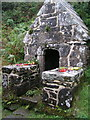SX2084 : St Clether Holy Well by Rob Purvis