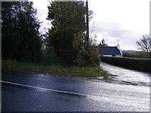 B8222 : Derelict building amongst trees - Dore Townland by Mac McCarron