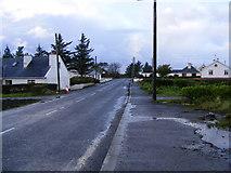 B8221 : R257 near Dore - Dore Townland by Mac McCarron