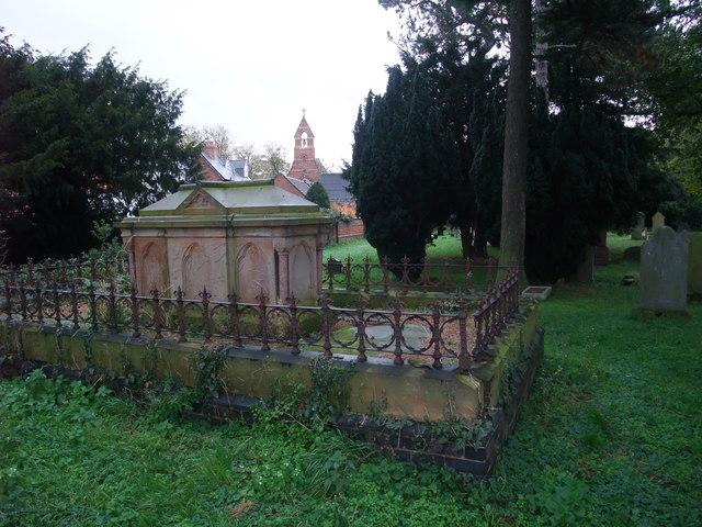 Hoveringham cemetery