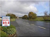 C3319 : Road at Bohullion Lower by Kenneth  Allen