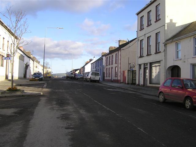 Main Street, St Johnston