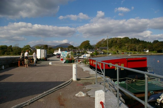 The Pier at Kenmare