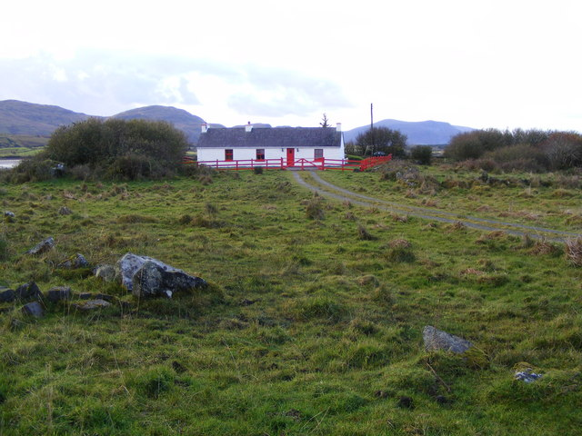 Holiday Cottage, Derryness Townland