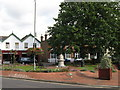 TQ1563 : The Green, Claygate by Mike Quinn