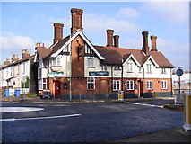 TM1745 : The Case is Altered Public House by Adrian Cable