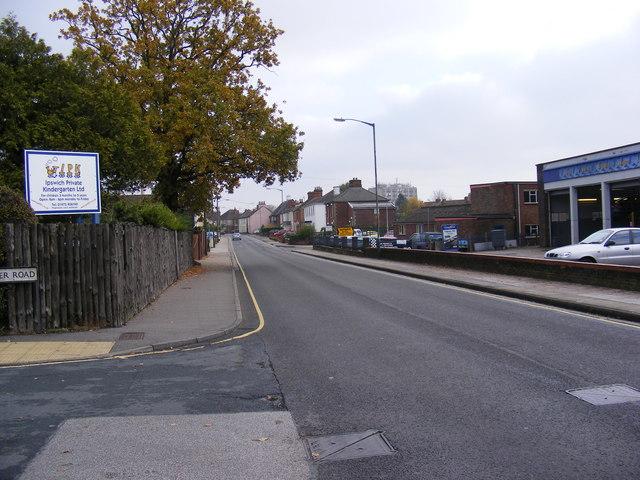 A1071 Woodbridge Road