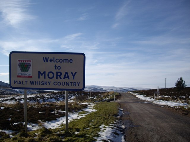 Welcome to Moray