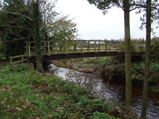 Sinnington Footbridge