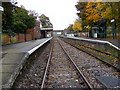 TM3877 : Halesworth Railway Station by Geographer