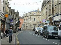 SP0202 : Castle Street, Cirencester by Jonathan Billinger