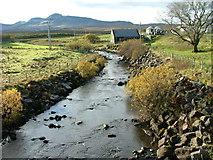 NG4867 : Kilmartin River by Dave Fergusson