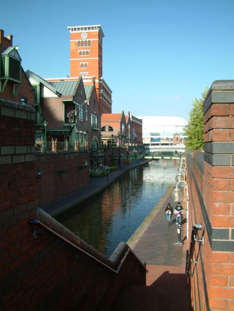 Brindley Wharf, Birmingham