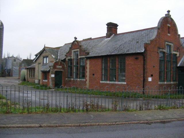 The Old School, Wickham Market